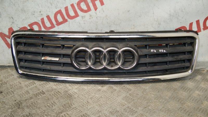 Решетка радиатора Audi A4 B6 2004 (б/у)