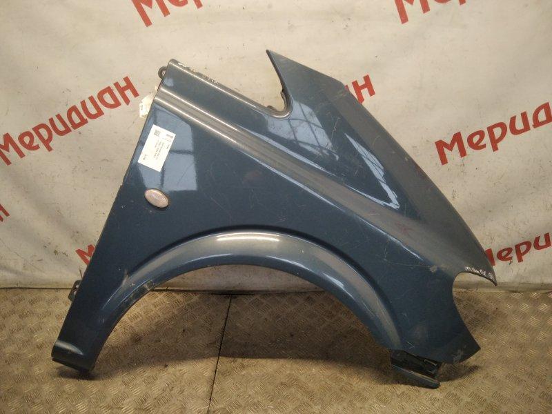 Крыло переднее правое Mercedes Benz Vito\viano 639 2005 (б/у)