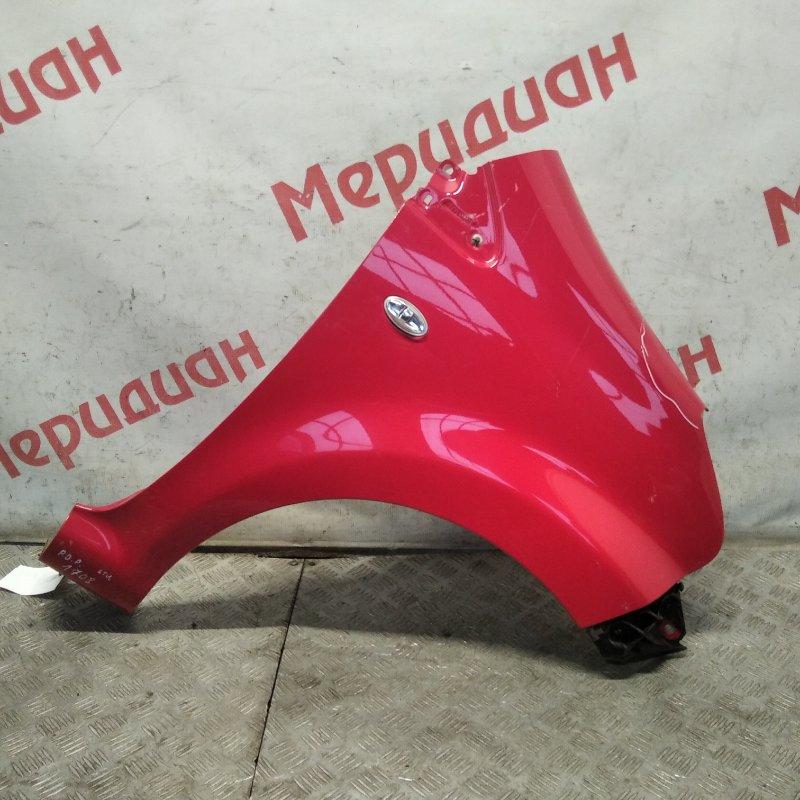 Крыло переднее правое Toyota Aygo 2010 (б/у)