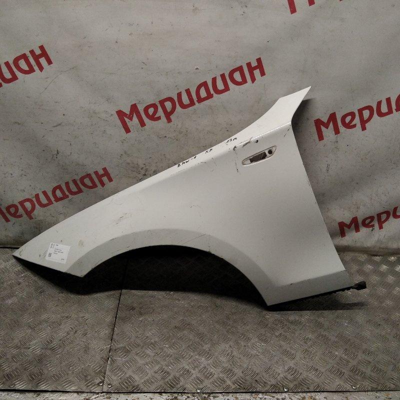 Крыло переднее левое Bmw 1-Series E81 2010 (б/у)