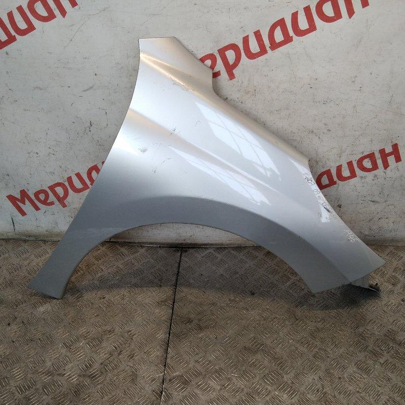 Крыло переднее правое Peugeot 207 2009 (б/у)