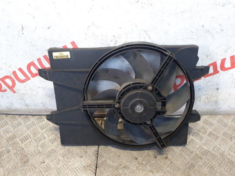Вентилятор радиатора Ford Fusion 2008 (б/у)