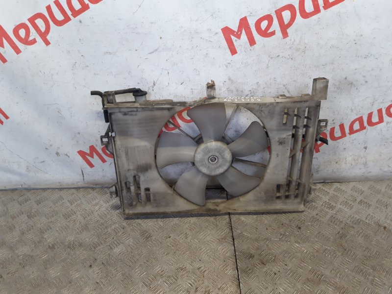 Вентилятор радиатора Toyota Corolla E12 1.6 2005 (б/у)