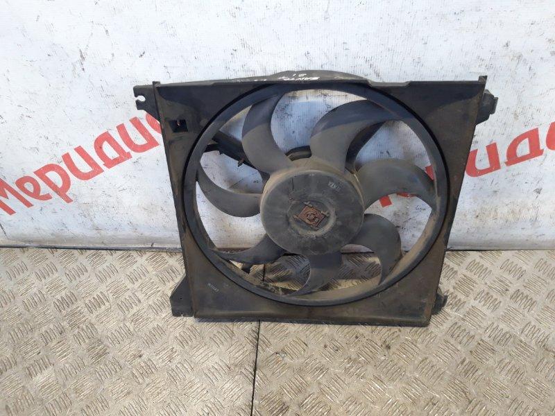Вентилятор радиатора Hyundai Santa Fe SM 2003 (б/у)