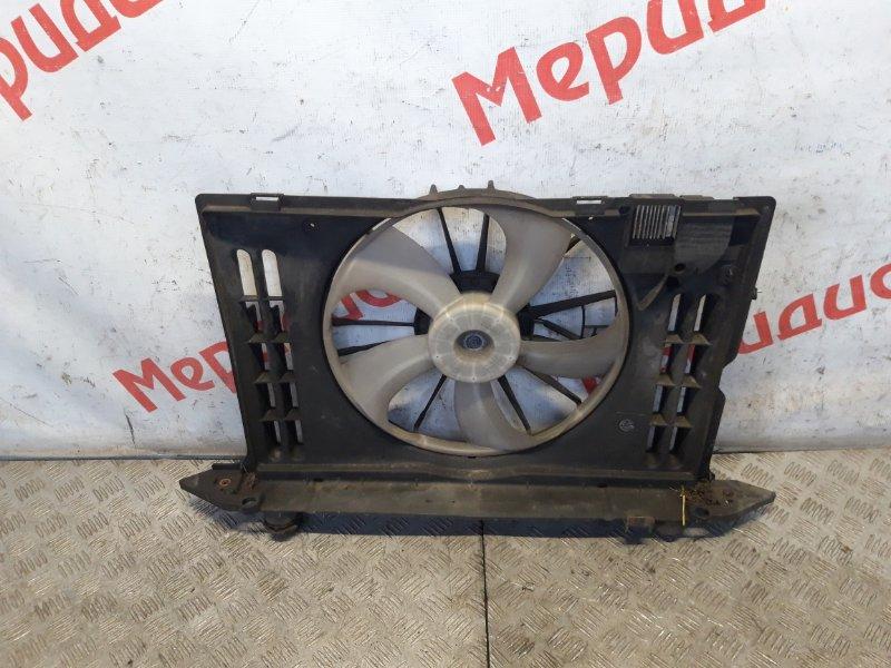 Вентилятор радиатора Toyota Auris I 2008 (б/у)