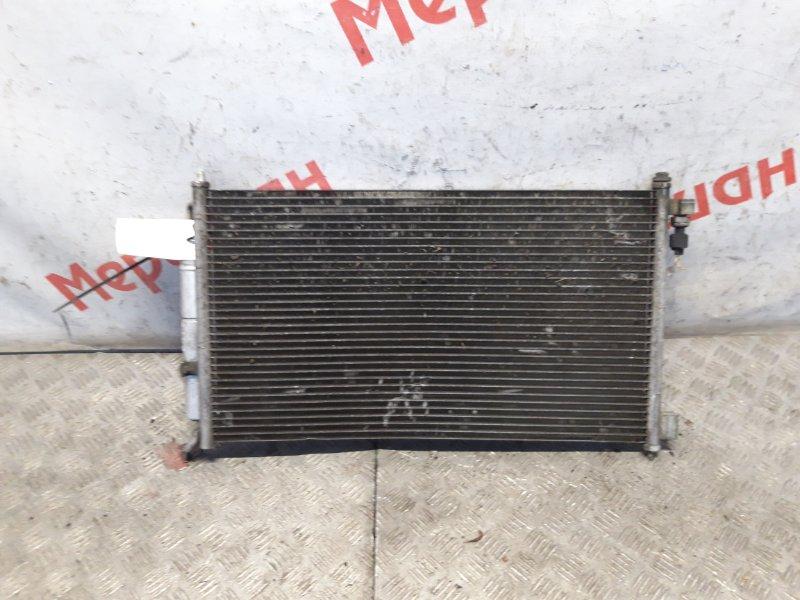 Радиатор кондиционера Nissan Note E11 2006 (б/у)