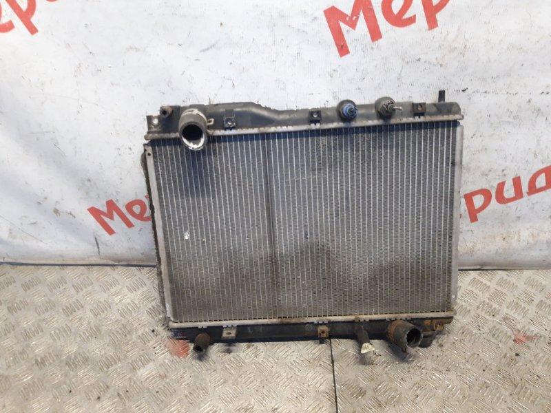 Радиатор основной Honda Civic 2003 (б/у)