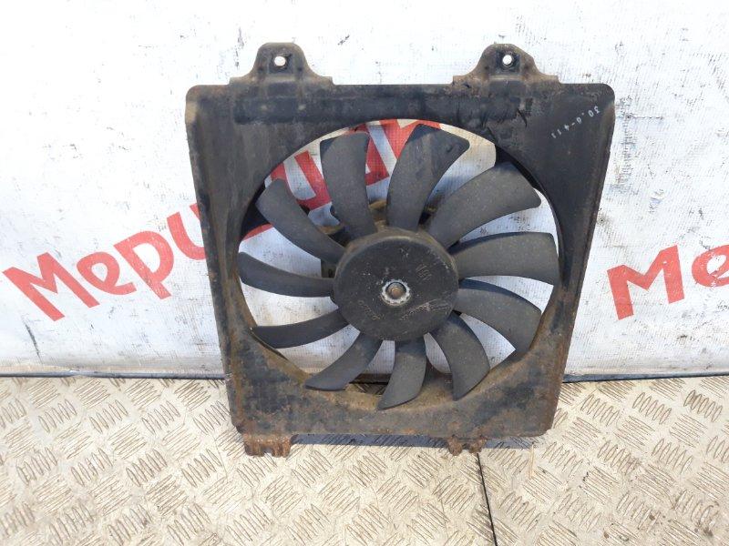 Вентилятор радиатора кондиционера Honda Civic 2003 (б/у)