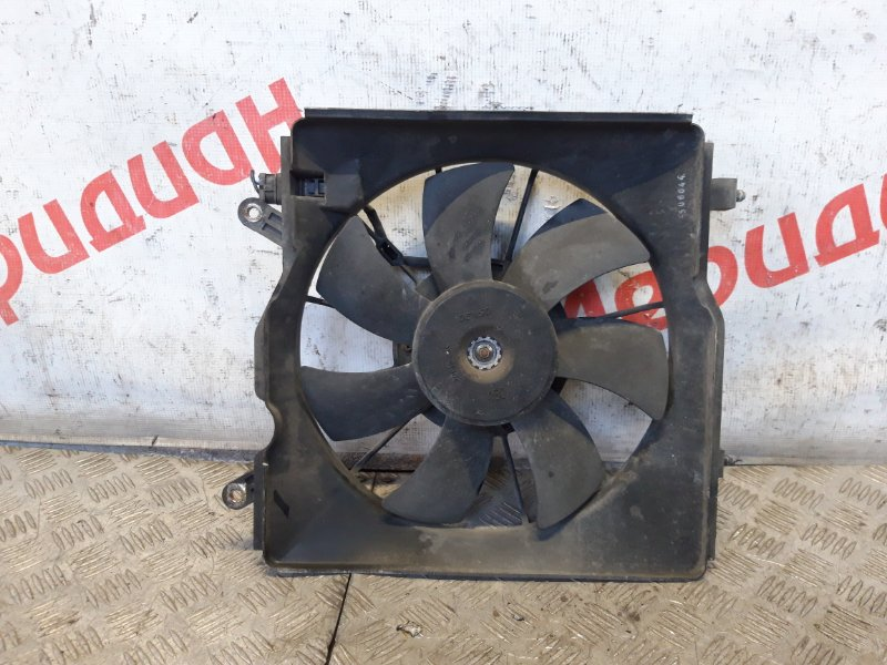 Вентилятор радиатора Honda Civic 2003 (б/у)