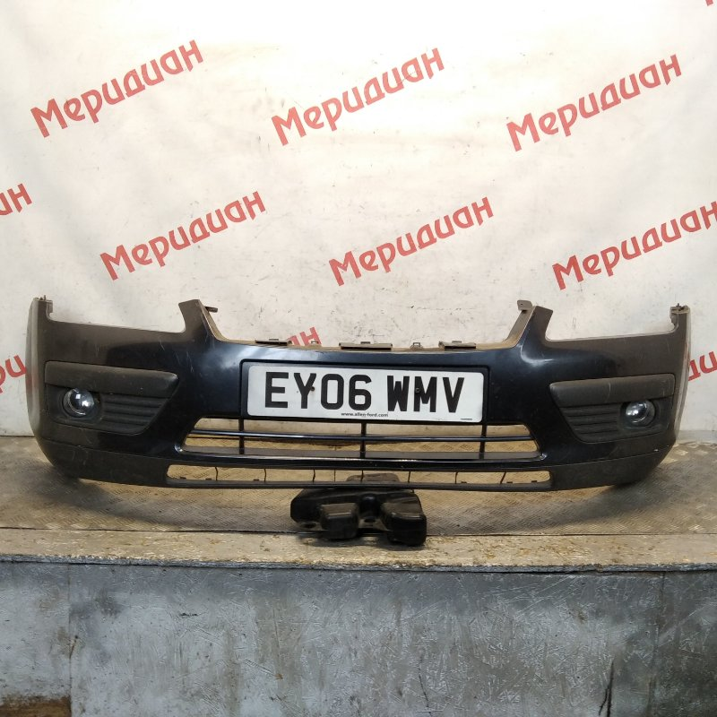 Бампер передний Ford Focus II 2006 (б/у)