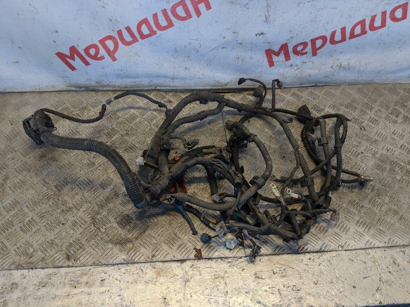 Проводка (коса) моторного отсека Toyota Auris I 1.6 2008 (б/у)