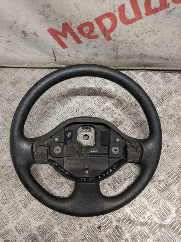 Рулевое колесо без airbag Renault Logan 2005 (б/у)