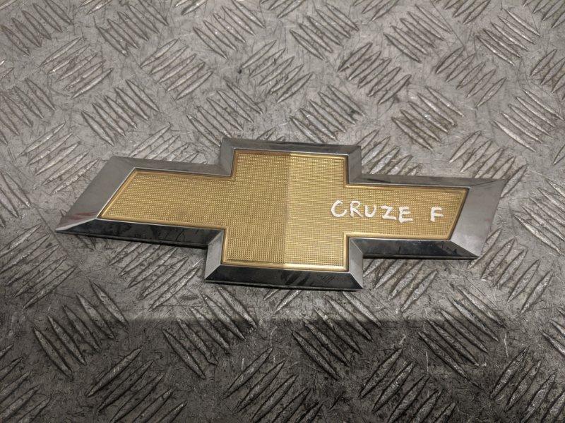 Эмблема Chevrolet Cruze 2010 (б/у)