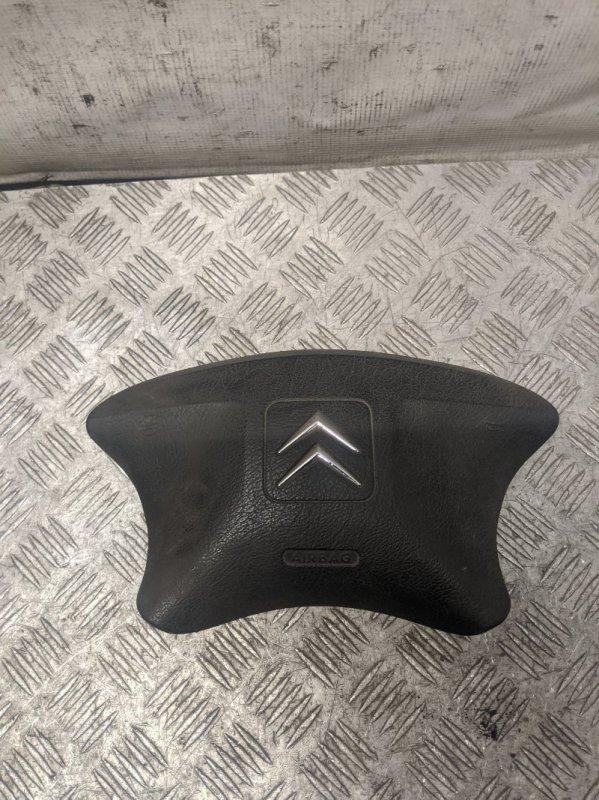 Подушка безопасности в рулевое колесо Citroen Berlingo M59 2006 (б/у)