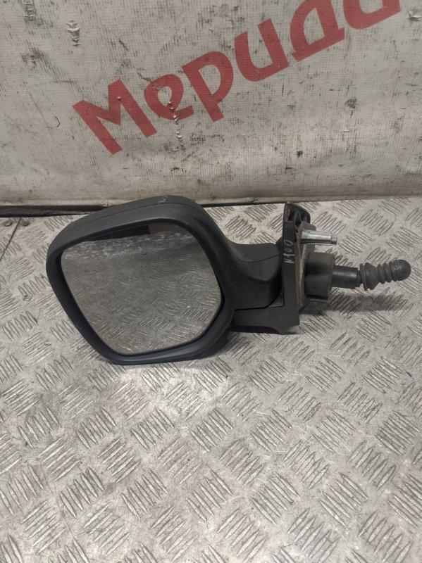Зеркало левое механическое Citroen Berlingo M59 2006 (б/у)