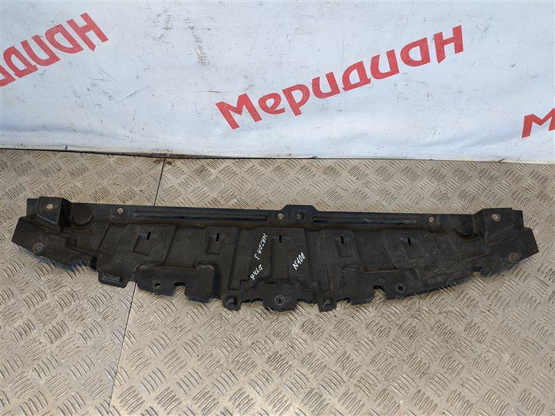 Пыльник переднего бампера Mazda 3 BK 2007 (б/у)