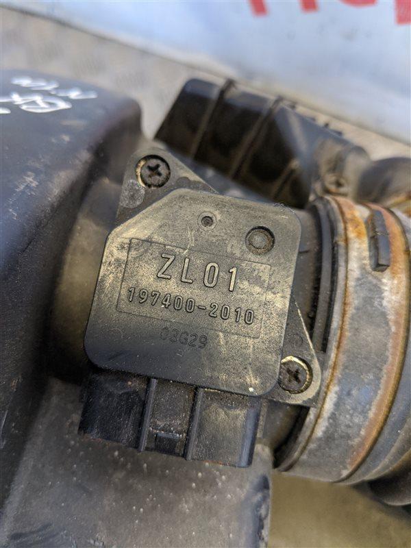 Расходомер (массметр) Mazda 3 BK 2007 (б/у)