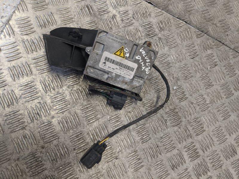 Блок ксеноновой лампы Volvo C 30 2007 правый (б/у)