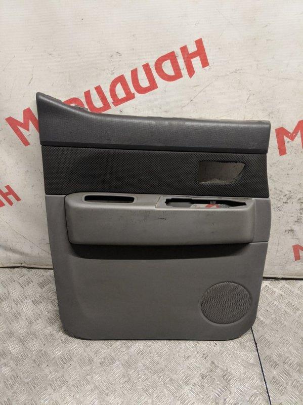 Обшивка двери задней левой Mazda Bt50 2009 (б/у)