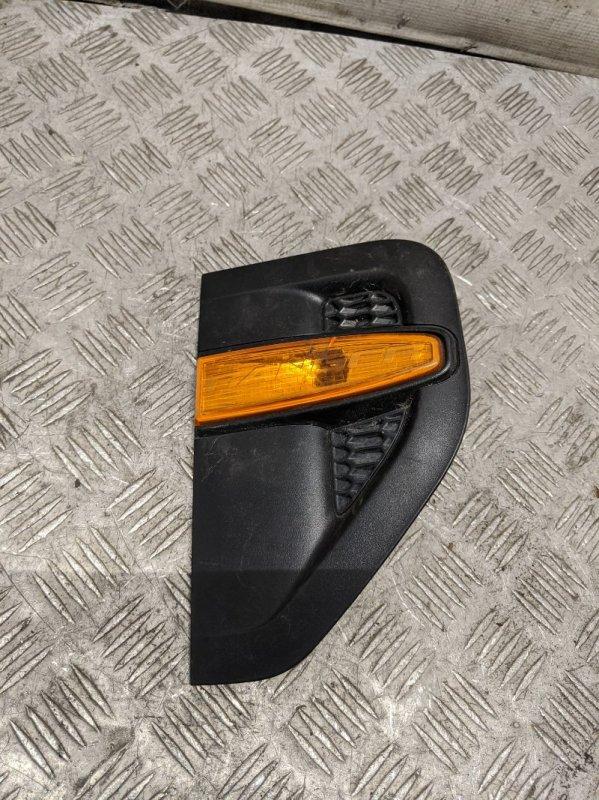 Молдинг на крыло Ford Ranger II 2010 правый (б/у)
