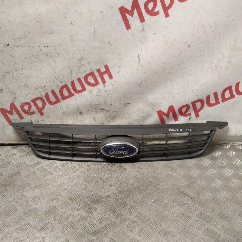 Решетка радиатора Ford Focus II 2009 (б/у)