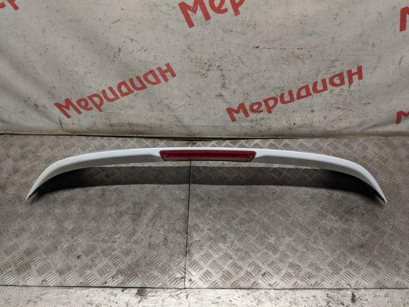 Спойлер (дефлектор) багажника Ford Fiesta MK6 2014 (б/у)