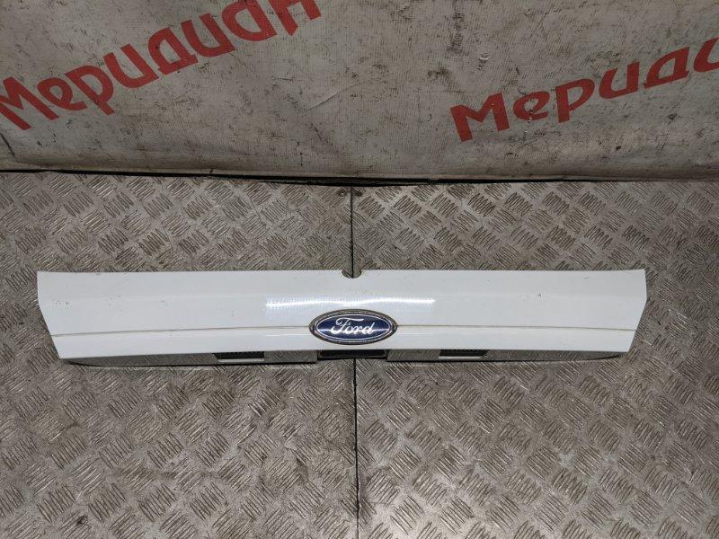 Накладка двери багажника Ford Fiesta MK6 2014 (б/у)