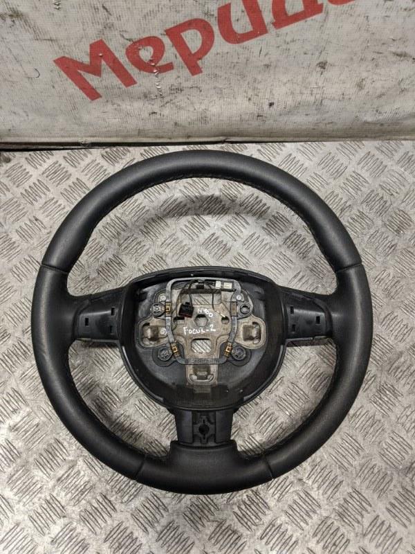 Рулевое колесо без airbag Ford Focus II 2006 (б/у)