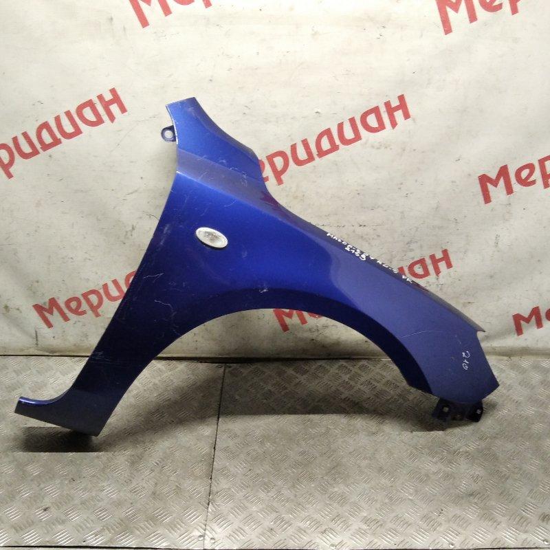 Крыло переднее правое Mazda 3 BK 2007 (б/у)