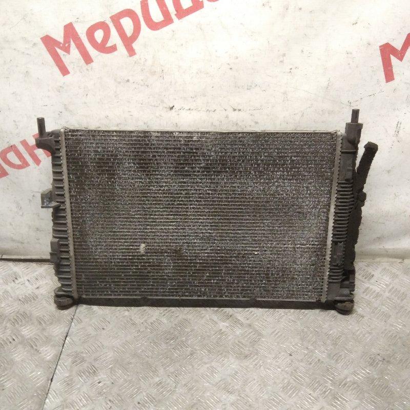 Радиатор основной Mazda 3 BL 2010 (б/у)