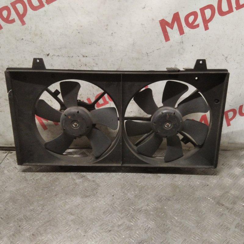 Вентилятор радиатора Mazda 6 GG 2005 (б/у)