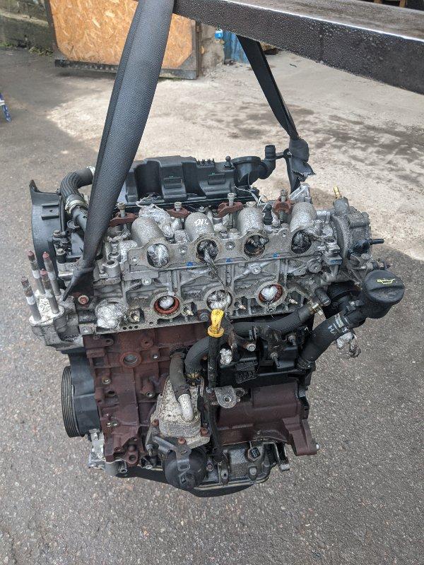 Двигатель 4hn Peugeot 4007 2.2 2011 (б/у)