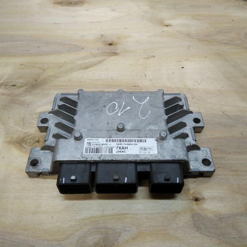 Блок управления двигателем Ford Mondeo IV 1.6 2008 (б/у)