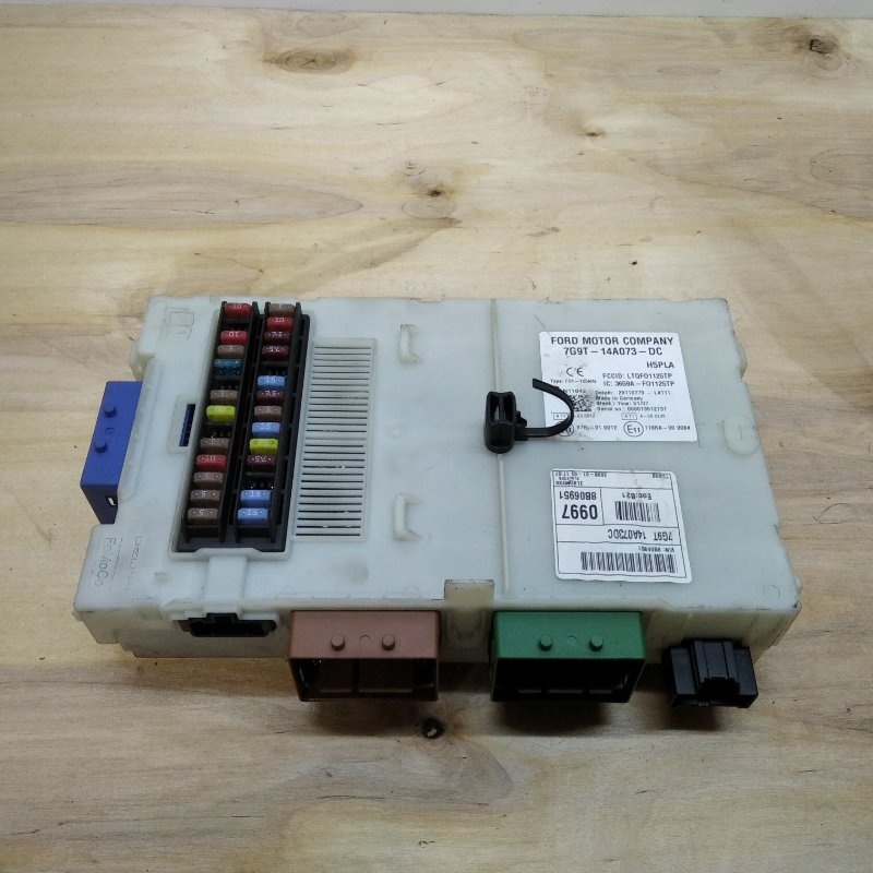 Блок предохранителей Ford Mondeo IV 1.6 2008 (б/у)