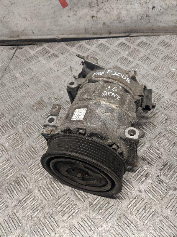 Компрессор кондиционера Peugeot 3008 1.6 2012 (б/у)