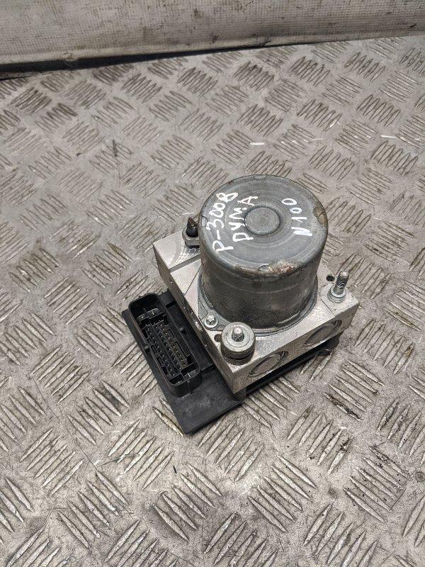 Блок abs (насос) Peugeot 3008 1.6 2012 (б/у)