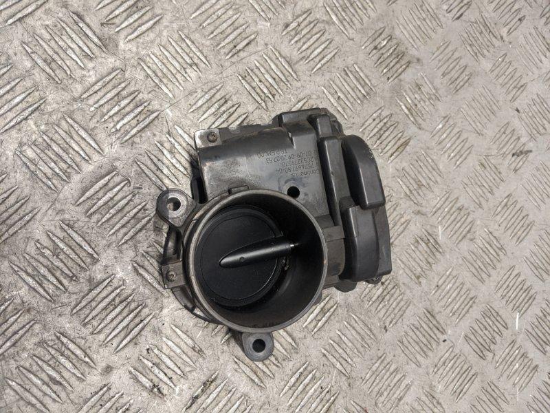 Заслонка дроссельная электрическая Peugeot 3008 1.6 2012 (б/у)