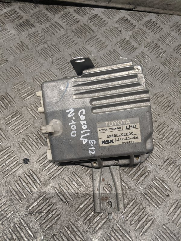 Блок электронный электроусилителя Toyota Corolla E12 2005 (б/у)