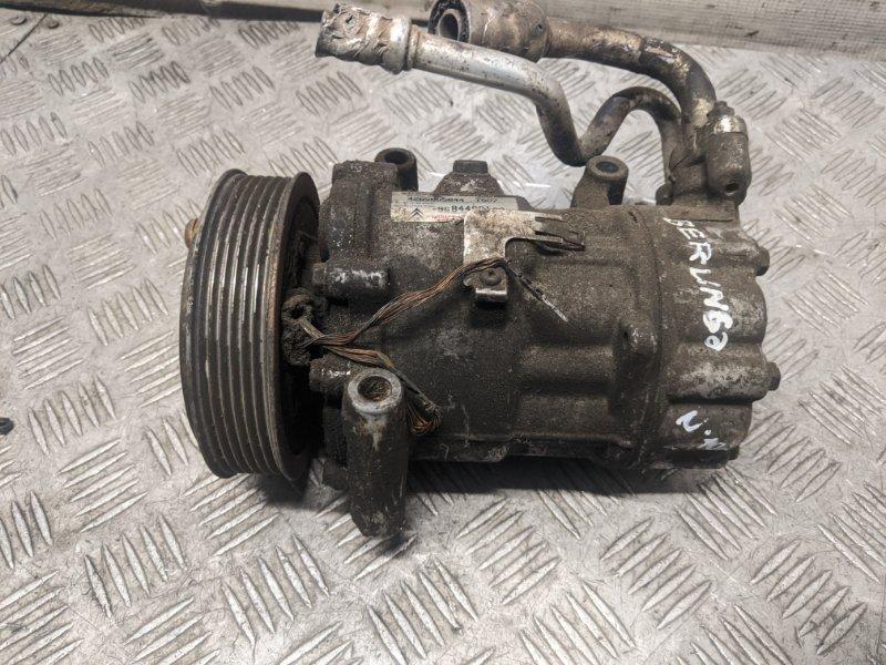 Компрессор кондиционера Citroen Berlingo M59 2006 (б/у)