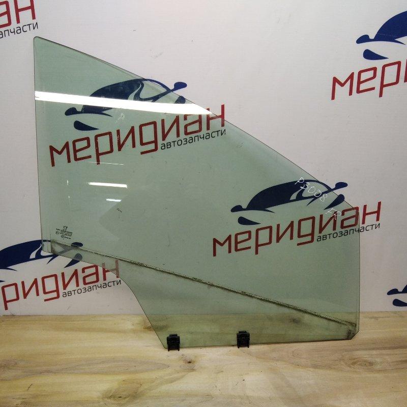 Стекло двери передней правой Peugeot 3008 2009 (б/у)