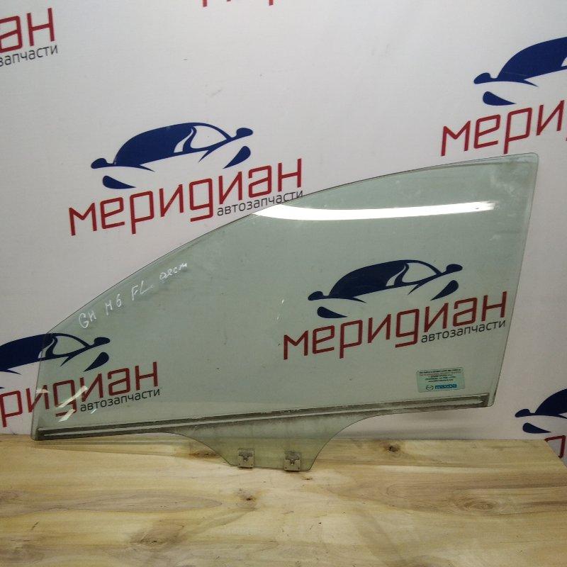 Стекло двери передней левой Mazda 6 GH 2010 (б/у)