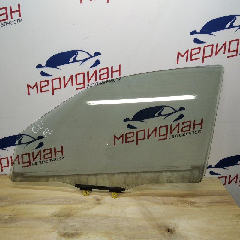 Стекло двери передней левой Mitsubishi Outlander CU 2006 (б/у)