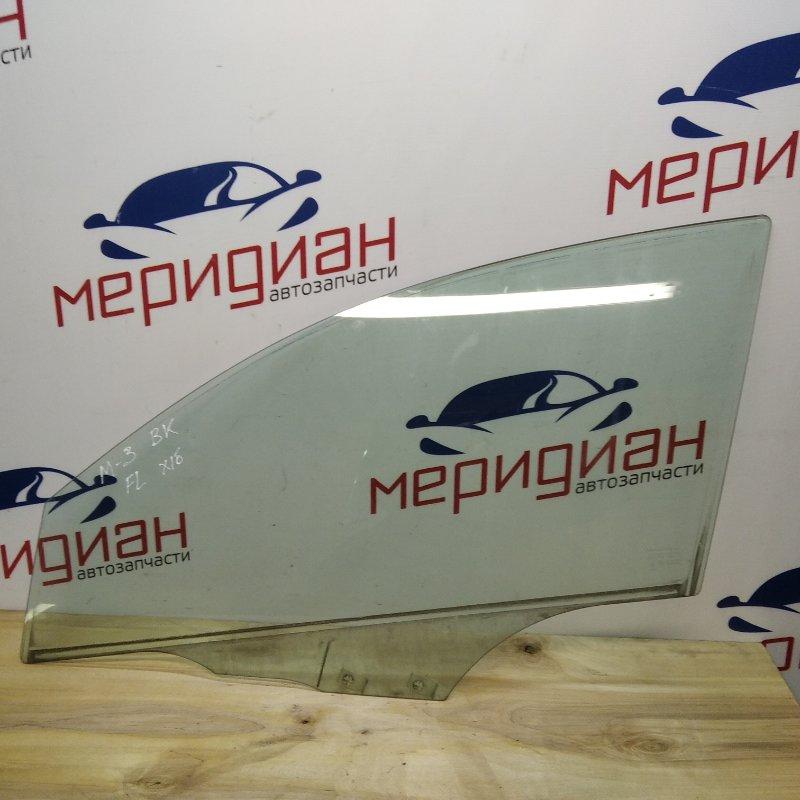 Стекло двери передней левой Mazda 3 BK 2007 (б/у)