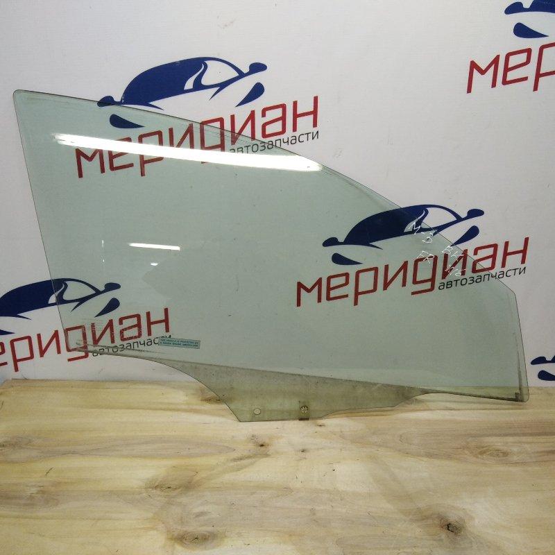 Стекло двери передней правой Mazda 3 BK 2004 (б/у)