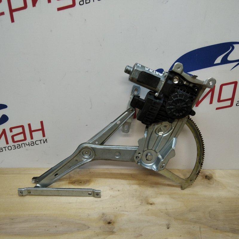 Стеклоподъемник электрический передний правый Opel Astra H 2008 (б/у)