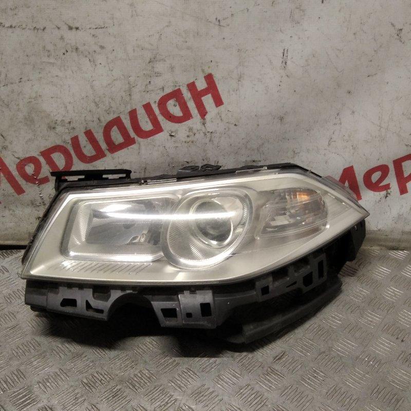 Фара левая Renault Megane II 2007 (б/у)