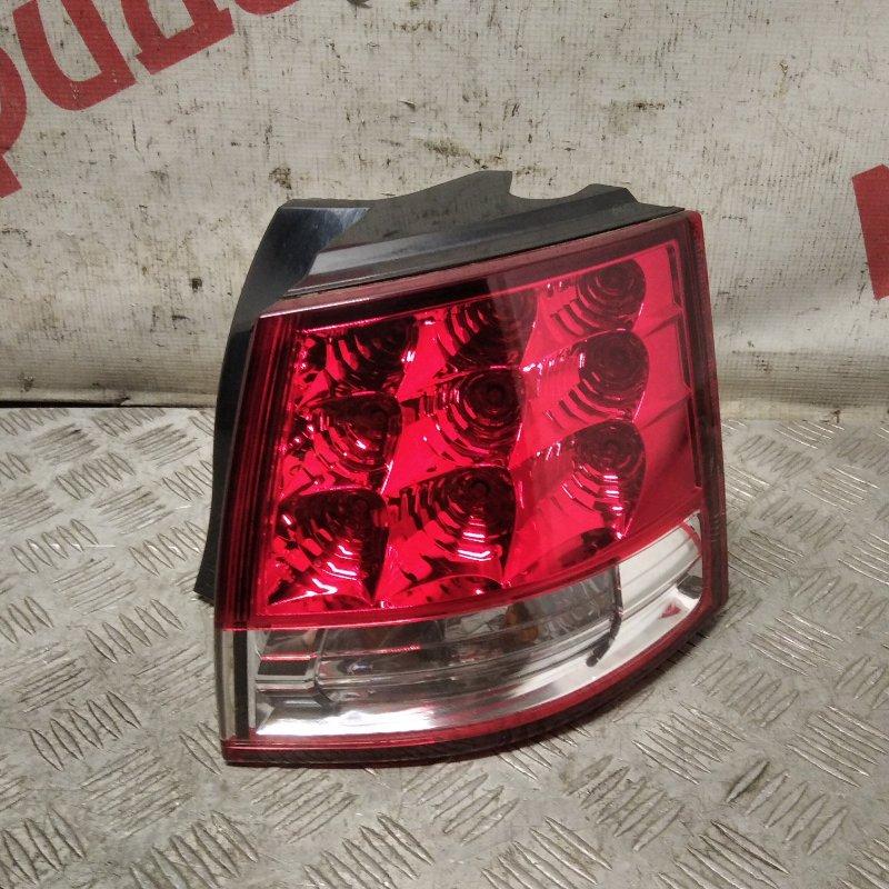 Фонарь задний наружный правый Citroen C-Crosser 2011 (б/у)