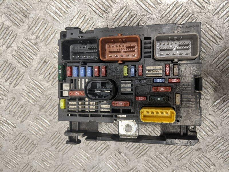 Блок предохранителей Peugeot 3008 1.6 2009 (б/у)