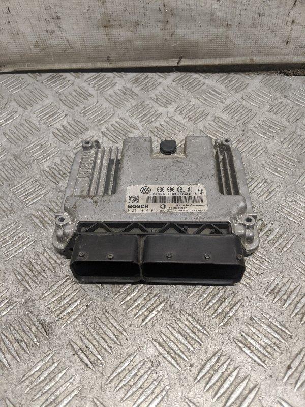 Блок управления двигателем Volkswagen Touran 2. 0 2007 (б/у)