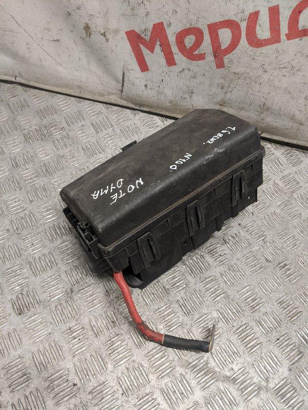 Блок предохранителей Nissan Note E11 1.6 2007 (б/у)